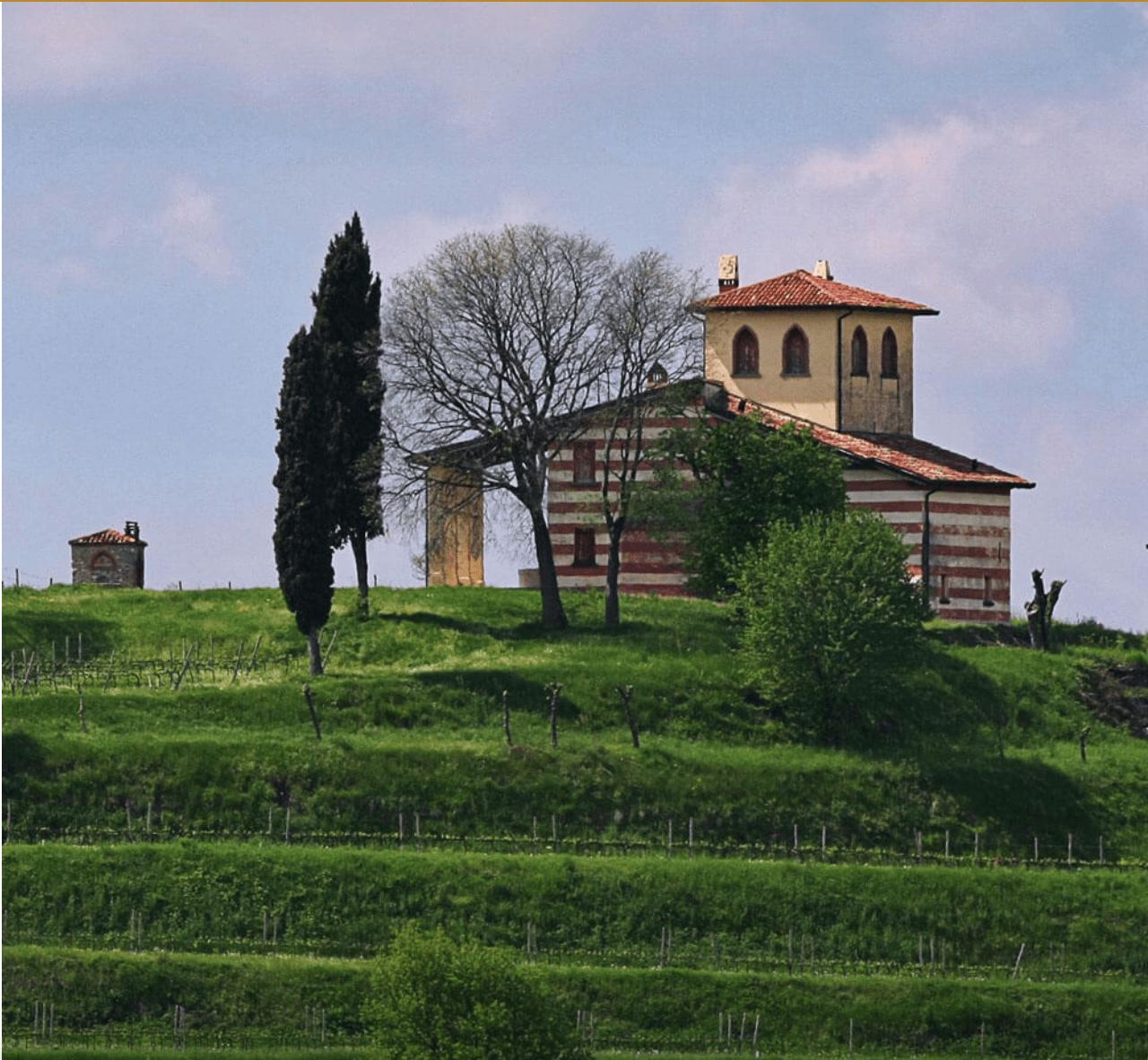 Guido Berlucchi Franciacorta wine