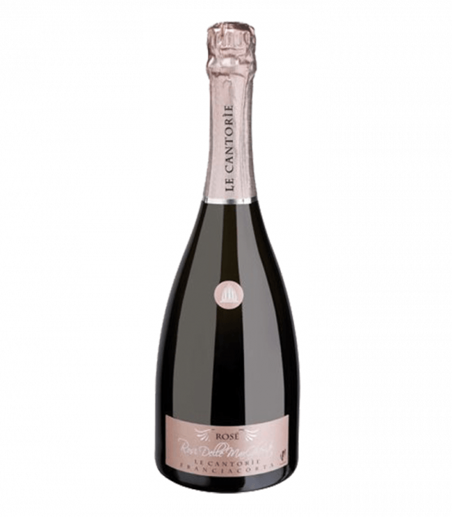 le cantorie franciacorta rose
