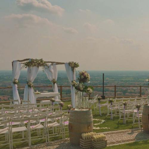 le cantorie wedding